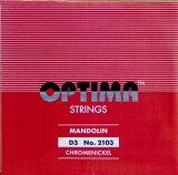 【メール便対応商品】OPTIMA オプティママンドリン弦 3D 2本セット