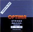 【メール便対応商品】OPTIMA オプティママンドリン弦 BLACK 2A 2本セット