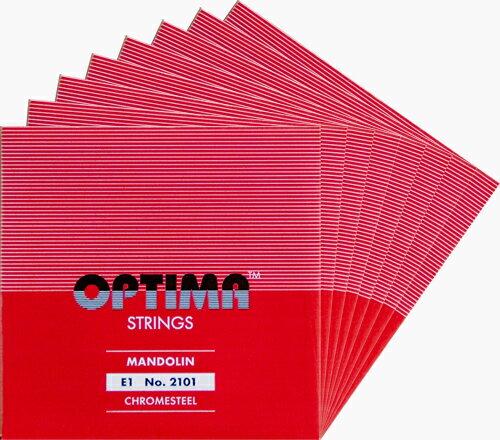 【メール便対応商品】OPTIMA オプティママンドリン弦SET...:positive:10001021