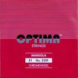 【メール便対応商品】OPTIMA オプティマ マンドラ弦 1E