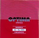 【メール便対応商品】OPTIMA オプティマ マンドラ弦 2A 2本セット