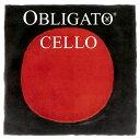 【メール便対応商品】Obligato オブリガートチェロ弦 1A(3311)