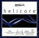 【メール便対応商品】Helicore ヘリコアチェロ弦 1A 3/4〜1/8サイズ