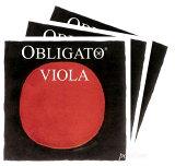 Obligatoオブリガート ビオラ弦 2D・3G・4Cセット