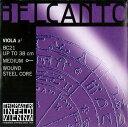 【メール便対応商品】Belcant ベルカントビオラ弦 1A(BC21)