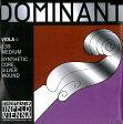 【メール便対応商品】Dominant ドミナントビオラ弦 4C(139)