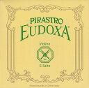 【Eudoxa】オイドクサバイオリン弦 1E(スチール・3149/3147)