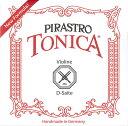 【Tonica】トニカバイオリン弦 3D(アルミ巻・4123)