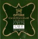 OPTIMA Goldbrokat PREMIUM <24 Carat Gold>ゴールドブラカット プレミアム・24Kゴールド 1E【DM便対応商品】