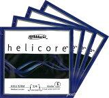 【Helicore】ヘリコアバイオリン弦 セット 分数