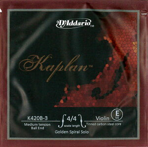GoldenSpairalSolo ゴールデンスパイラルソロバイオリン