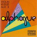 楽天ポジティブ【新商品】Alphayue アルファイユ バイオリン弦 1E 4/4〜1/8サイズ【DM便対応商品】