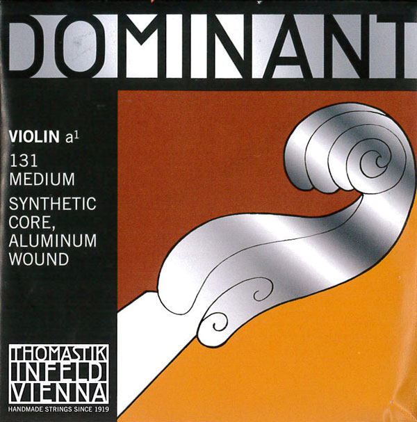 【Dominant】ドミナントバイオリン弦 2A(131) 各サイズ...:positive:10000151