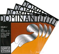 Dominantドミナントバイオリン弦SET