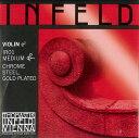 【Infeld-Red】インフェルド赤バイオリン弦 1E(IR01)