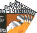 【メール便対応商品】Dominant ドミナントバイオリン弦SET(1E:e-129、クロムスチール)