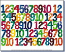 エリック・カール (Eric Carle) ミニポスター Numbers