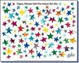 エリック・カール (Eric Carle) ミニポスター Stars