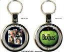 【送料¥216〜】 【ロンドン直輸入オフィシャルグッズ】ビートルズ The Beatles Key Ring (Key Chain) Spinner: Let it Be キーリング(111130)