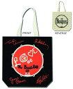 【ロンドン直輸入オフィシャルグッズ】ビートルズ キャンバストートバッグ THE BEATLES Tote Bag