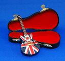 エレキギター ミニチュア楽器
