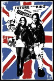 WILL & KATE sid & nancy ロイヤルウェディング ポスター フレームセット【】(110527)
