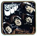 【送料¥216〜】 【ロンドン直輸入オフィシャルグッズ】ザ・ビートルズ Beatles Rubber Soul Album ワッペン(120720)