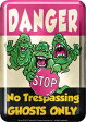 ゴーストバスターズ ステッカー GHOSTBUSTERS/danger (120821)
