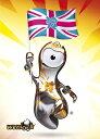 【送料¥216〜】 ロンドンオリンピック (2012年) London 2012 Olympics - (Wenlock) ポストカード(120727)