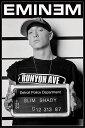エミネム ポスターフレームセット Eminem (Mugshot)(130517)