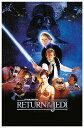 【送料¥290〜】 スター・ウォーズ エピソード6/ジェダイの帰還 ポスター Star Wars Return Of The Jedi (One Sheet)(140521)