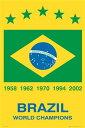 ブラジル ワールドチャンピオンズ ポスター Brazil World Champions(140206)
