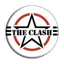 【送料¥216〜】 【USA直輸入オフィシャルグッズ】クラッシュ カンバッチ 30mm Clash AF Logo(151109)