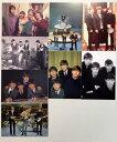 【送料¥216〜】 【ロンドン直輸入オフィシャルグッズ】 ビートルズ The Beatles ポストカード8枚セット