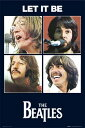 【送料¥290〜】 ザ・ビートルズ ポスター The Beatles Let It Be(141002)