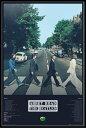 ザ・ビートルズ アビイ・ロード ポスターフレームセット The Beatles Abbey Road Tracks