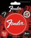 【送料¥216〜】 【ロンドン直輸入オフィシャルグッズ】フェンダーギター ステッカー Fender