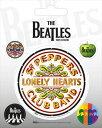【送料¥216〜】 【ロンドン直輸入オフィシャルグッズ】ザ・ビートルズ ステッカー The Beatles (Sgt. Pepper)