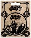 ブラック・サバスBlack Sabbath (Vintage) ステッカー ((150409)