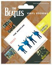 【ロンドン直輸入オフィシャルグッズ】ザ・ビートルズ ステッカー The Beatles (Help!) (150611)