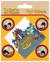 ビートルズThe Beatles (Yellow Submarine) ステッカー ((150409)
