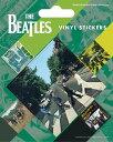 【ロンドン直輸入オフィシャルグッズ】ザ・ビートルズ ステッカー The Beatles (Abbey Road) (150611)