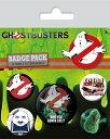 ゴーストバスターズ カンバッチセット Ghostbusters 3 (Who You Gonna Call?) 【160628】
