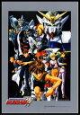 新機動戦記ガンダムW ポスターフレーム付 Gundam Wing Group(160920)
