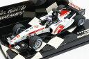 ミニチャンプス MINICHAMPS 1/43 BAR ホンダ 007 2005年 マレーシアGP #4 A.Davidson(400050104)【ミニカー】...