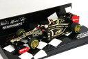 ミニチャンプス MINICHAMPS 1/43 ロータス F1チーム ルノー E20 K .ライコネン 2012(410120009)