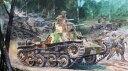 """ファインモールド 1/35 帝国陸軍 九五式軽戦車[ハ号]前期型 """"マレー電撃戦"""" スケールプラモデル FM58"""