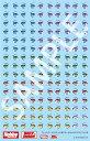 ホビージャパン フレームアームズ・ガール 瞳デカールセット09[グライフェン用] 「フレームアームズ・ガール」より 模型用グッズ FA009D