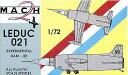 マッハ2 1/72 ルデュック 021 ラムジェットエンジン 実験機 スケールモデル MA2GP010