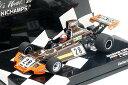 ミニチャンプス 1/43 ブラバム フォード BT44 1974 ジョン ゴールディレーシング No.28 J.Watson 完成品ミニカー 400740028